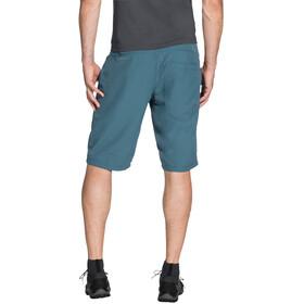 VAUDE Tekoa Spodnie krótkie Mężczyźni, blue gray